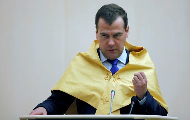 Медведев посоветовал российской молодежи учить китайский язык