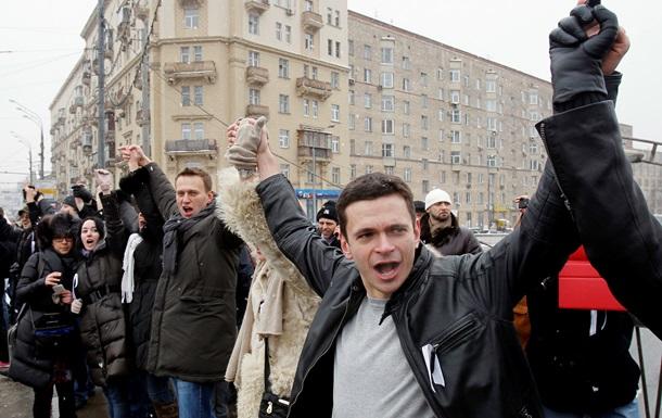 Российская оппозиция объединяется для участия в выборах