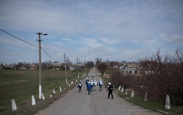 ОБСЕ сообщила о появлении  третьей силы  на Донбассе