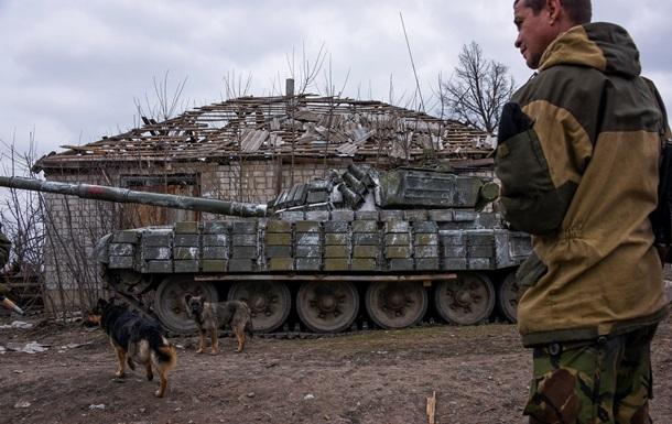 Минобороны России объяснило появление у сепаратистов бронетехники
