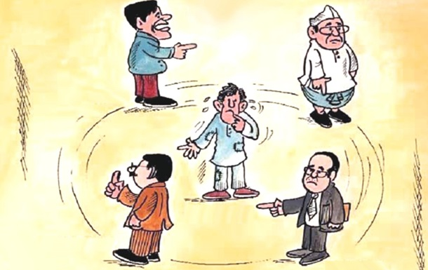 Діалог з борцем проти корупції