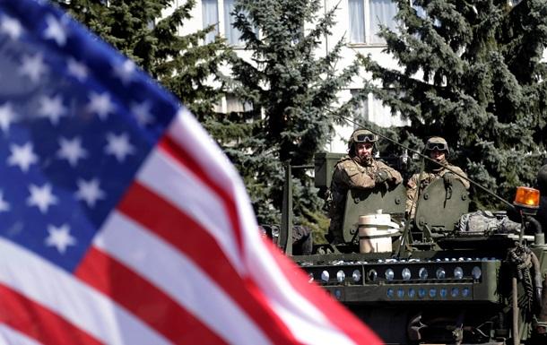 В Эстонии начинаются военные учения с участием США