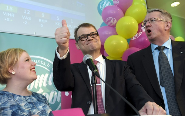 Победитель выборов в Финляндии поддерживает санкции против России