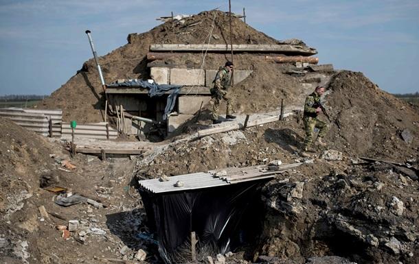 На Донбассе повреждена треть заповедного фонда
