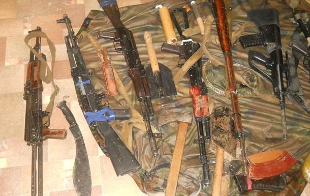 На румынской границе поймали  диверсионную группу  УНА-УНСО