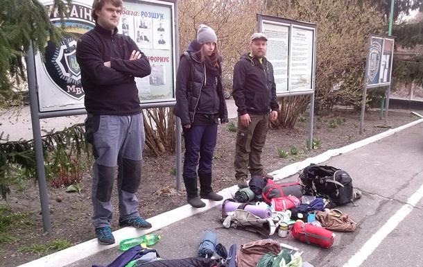 В зоне ЧАЭС задержали иностранных сталкеров