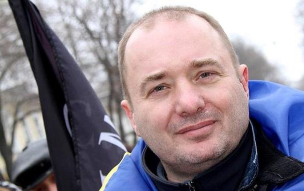 Активист,  арестовавший  Панина в Одессе, попал в список уклонистов