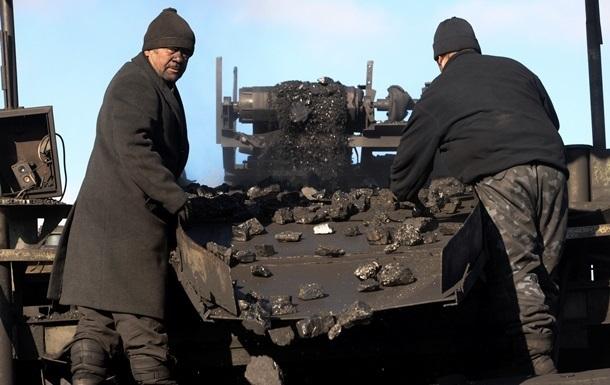 Названо число шахт на Донбассе, контролируемых Украиной