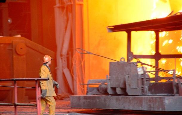 В марте украинское производство обвалилось еще на 20%