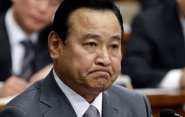 Южнокорейский премьер подал в отставку из-за коррупционного скандала