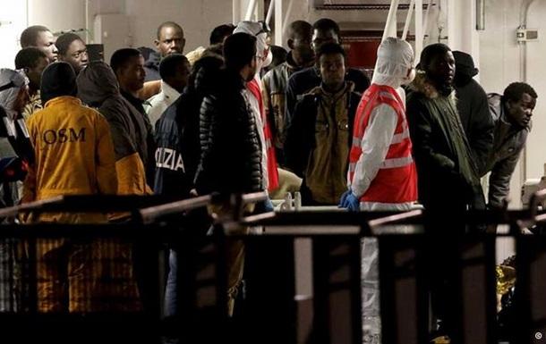 Полиция задержала капитана и штурмана затонувшего судна c беженцами