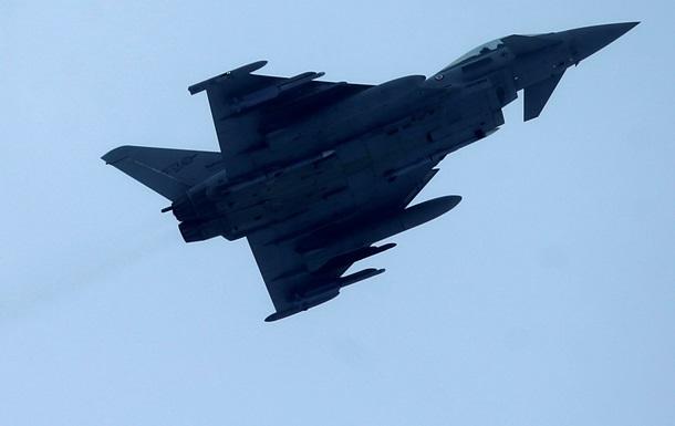 В странах Балтии стартуют учения истребителей НАТО