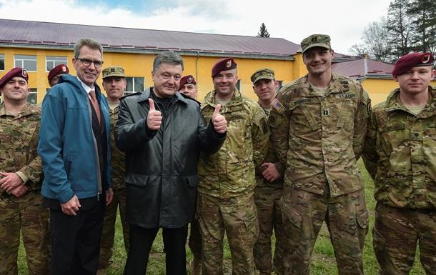 Обзор зарубежных СМИ: как американцы учат украинцев воевать