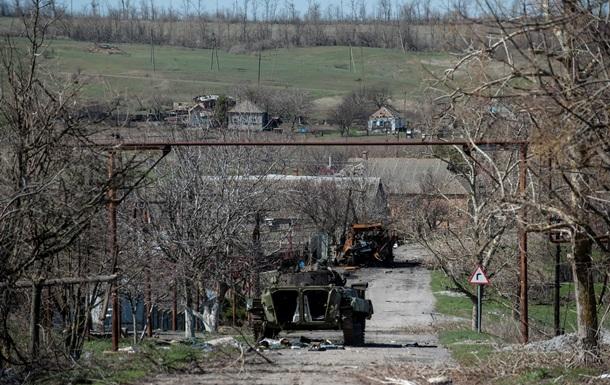 Около Широкино и аэропорта Донецк ведутся боевые действия - ОБСЕ