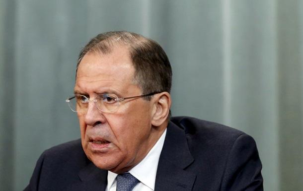 Лавров: Украину нельзя раздирать по кускам