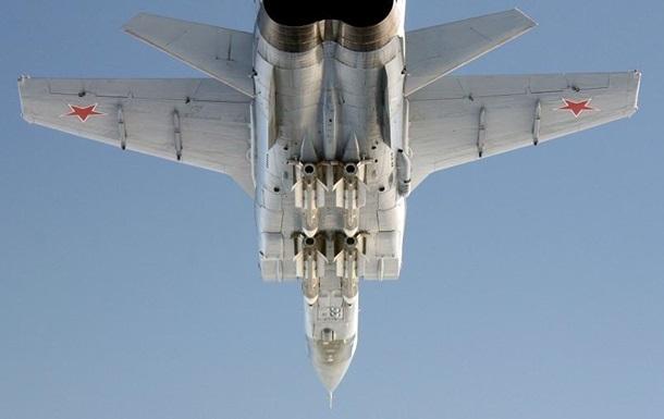 В НАТО показали российские бомбардировщики с боевыми ракетами над Европой