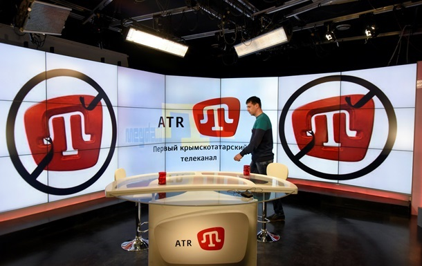 Крымский суд арестовал оператора телеканала ATR