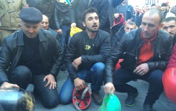 Турчинов нашел виновных в шахтерских простестах