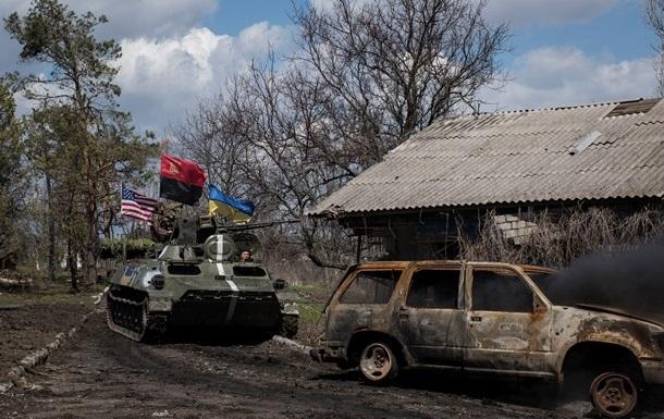 Пентагон: американских военных на востоке Украины нет