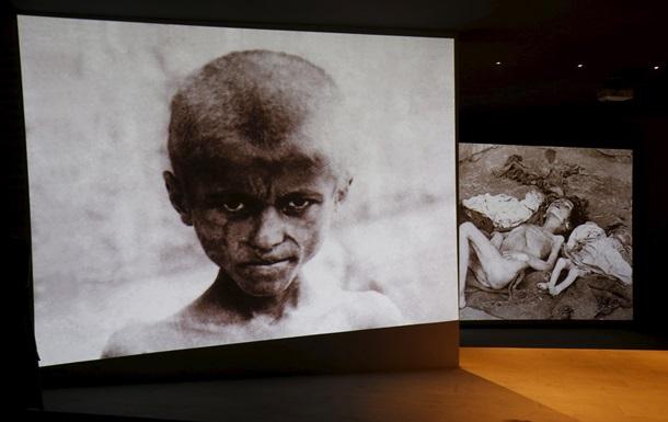 Массовое убийство армян: рассказ очевидца в рисунках