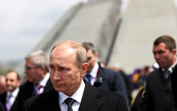 Турция осудила употребление Путиным слова геноцид