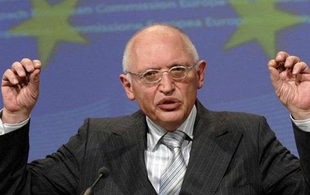 Экс-комиссар ЕС: Запад не намерен принуждать Россию возвращать Крым