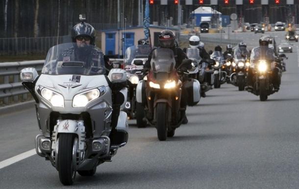 Две сотни российских байкеров заехали в Польшу, несмотря на запрет