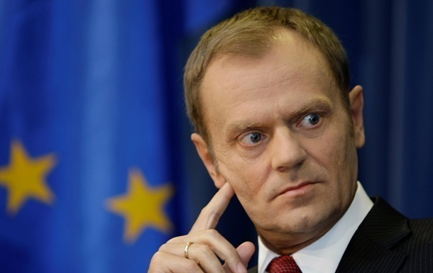 Миротворцев ЕС в ближайшее время в Украине не будет – Туск