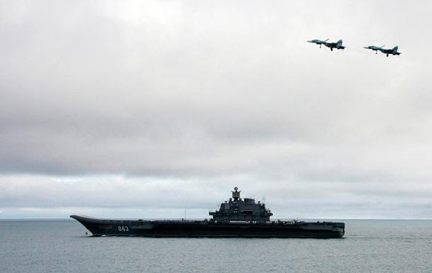 Зачем Путину суперавианосец - Newsweek
