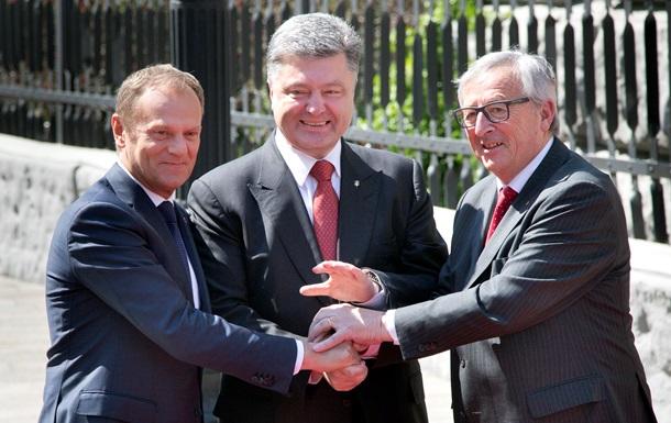 Саммит Украина - ЕС. Онлайн-трансляция
