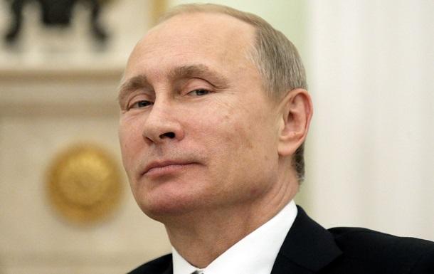 Санкции Украины против Путина в Кремле назвали  пустышкой