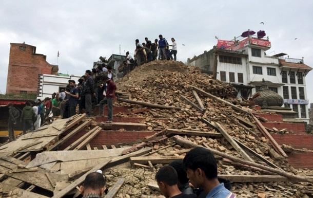 Из Непала эвакуировали первых украинцев