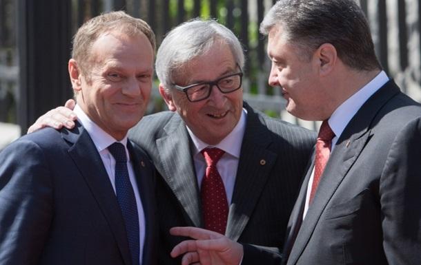 Глава Еврокомиссии: Ассоциация Украина-ЕС полностью заработает с 2016 года