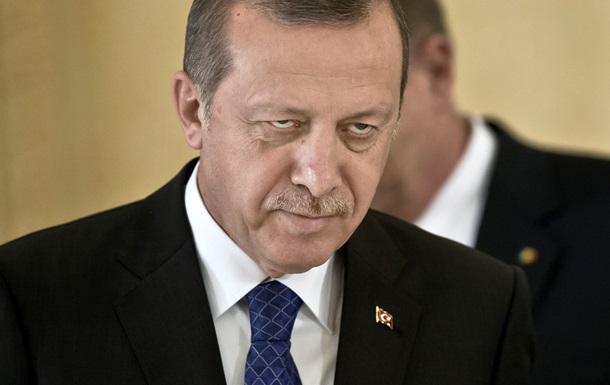 Эрдоган потребовал от Путина объяснений по Украине после слов о геноциде