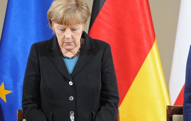 Меркель: ЕС продлит санкции в отношении России