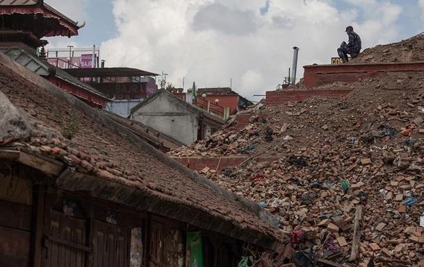 Смертельная сила Земли. Непал после землетрясения с высоты птичьего полета