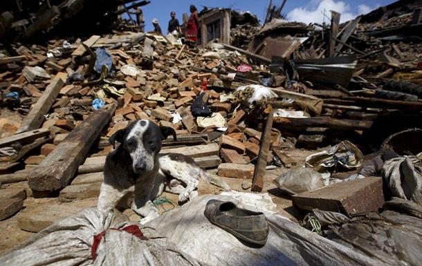 В Непале объявлен трехдневный траур по жертвам землетрясения