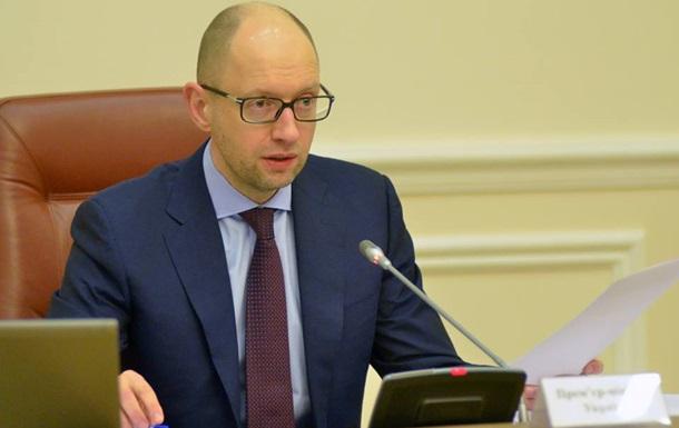 Яценюк призвал западных партнеров усилить уровень помощи Украине