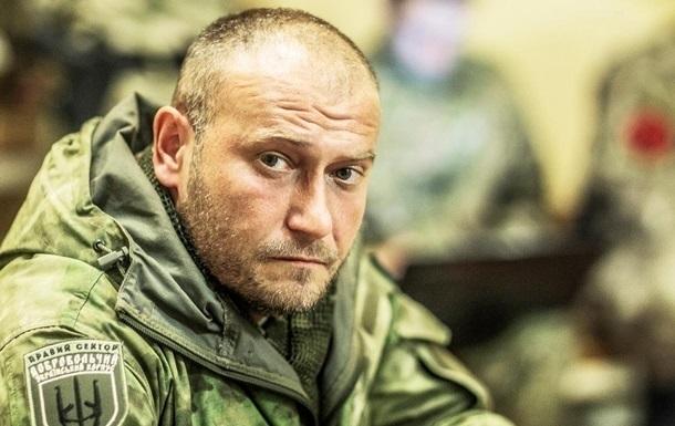 Десантники попытались разоружить подразделение Правого сектора – Ярош