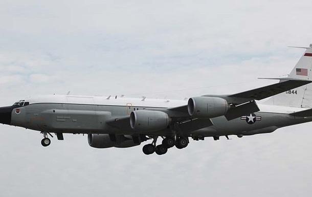 Самолет ВВС США исчез над Ла-Маншем