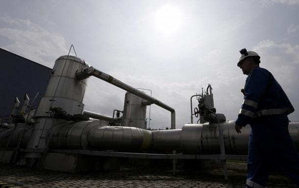 Украина увеличила до максимума закачку газа в хранилища