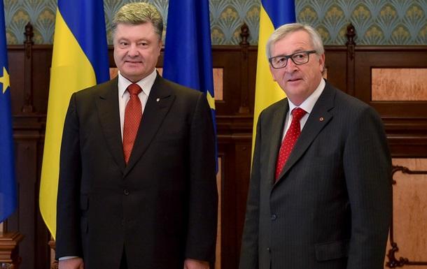 Юнкер предостерег Киев от  пророчеств  о нападении России на Украину – WSJ
