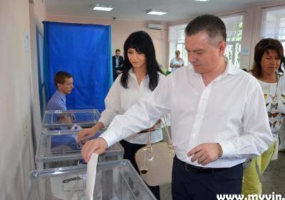 Политический  потолок  винницкой  оппозиции