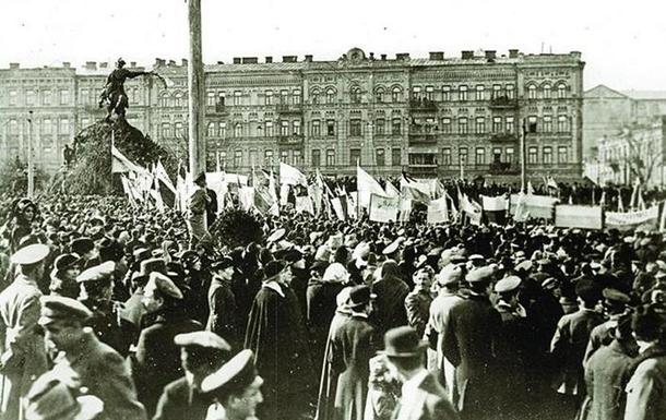 Розстріляне відродження українства