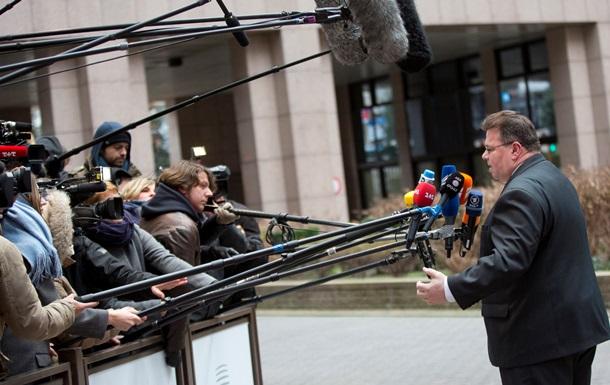 Литва выразила протест России из-за ее кораблей в Балтике