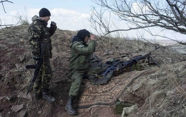 Сепаратисты усилили обстрелы – штаб АТО