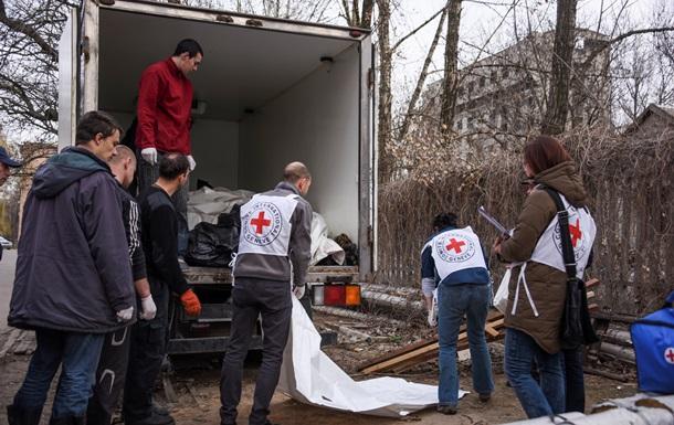Количество сотрудников Красного креста в Украине увеличат почти в 2,5 раза