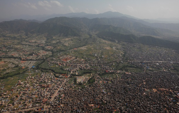 Непал отказался покидать 21 украинец