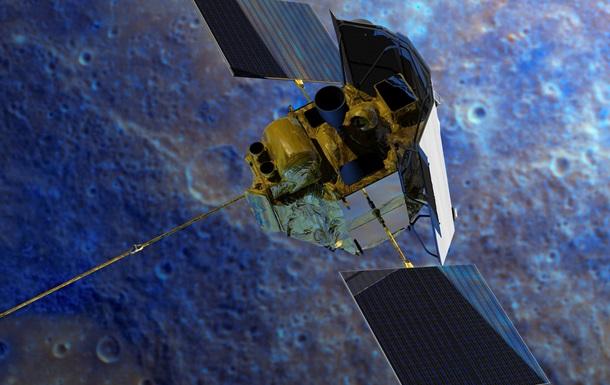 Messenger разбился о поверхность Меркурия