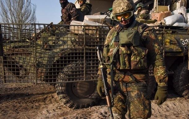Ситуация в АТО: бой в Песках, обстрелы Макеевки и Донецка